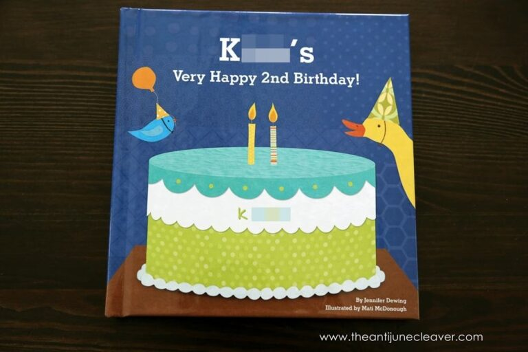 I See Me! My Very Happy Birthday Book Review