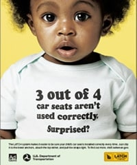Are you using your car seat correctly? #carseat #safety