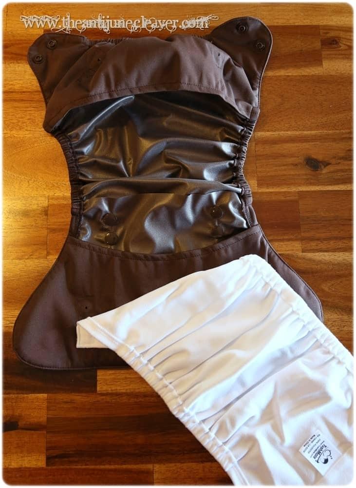 TushMate cloth diaper review