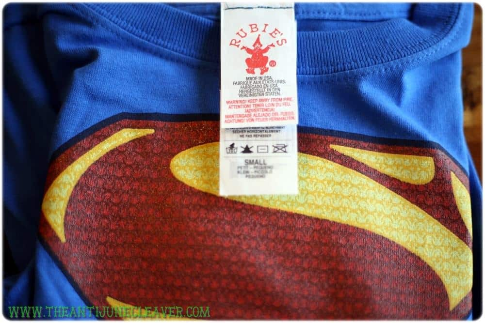 CostumeExpress.com #review #IWannaBe Superman