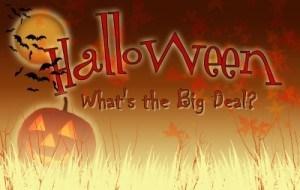 When Did Halloween Become Taboo?