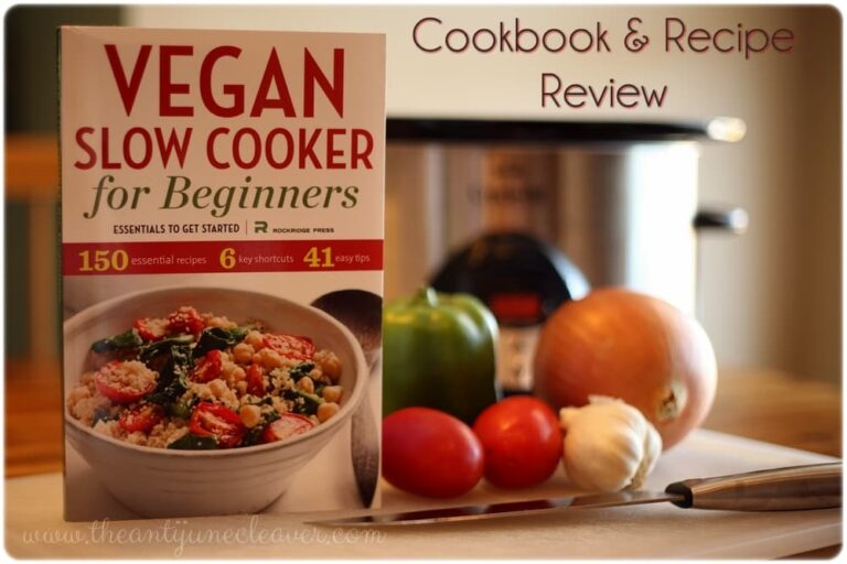 Vegan Slow Cooker for Beginners Cookbook Review: Barley and Beans Recipe