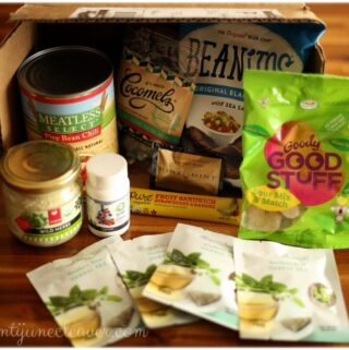 Vegan Cuts snack box #review