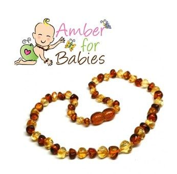 Amber for Babies Teething Necklace Review