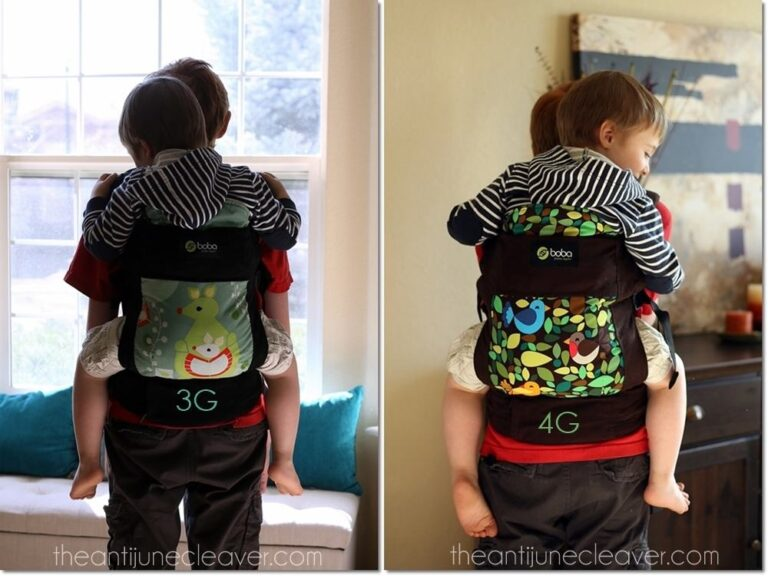 The Boba 4G Baby Carrier Review