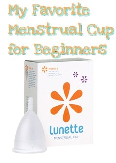 Lunette Menstrual Cup – My Favorite Cup for Beginners