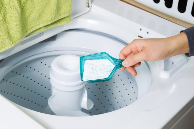 Washing Cloth Diapers With an HE Top Loader and Hard Water