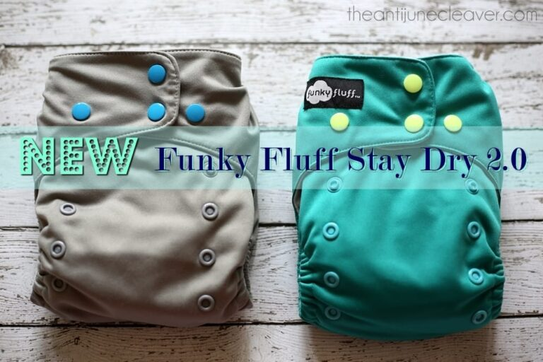 Introducing the NEW Funky Fluff 2.0