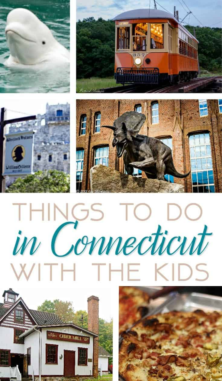 New England travel: Amazing Things to Do in Connecticut with Kids #connecticut #newengland #travel #kids #familytravel #newenglandtravel #connecticuttravel