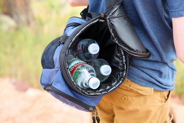 Mountain Hike Survival Kit with Arrowhead Water #HealthyHydration #shop