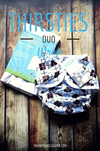 Thirsties Duo Wrap & hemp prefold review #clothdiapers