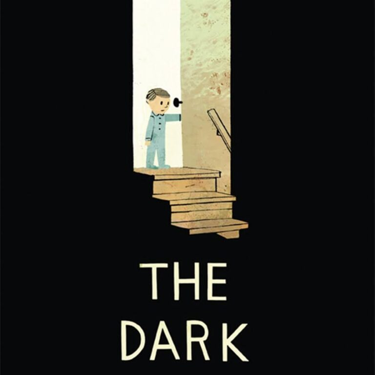 The Dark by Lemony Snicket & Jon Klassen