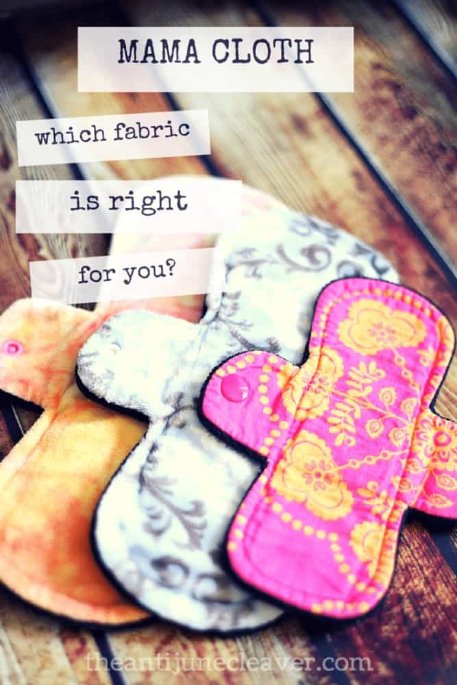 Which Cloth Pad Fabric is Best for You?