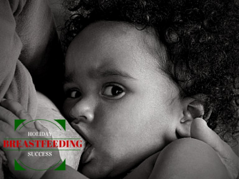 8 Tips for Holiday Breastfeeding Success