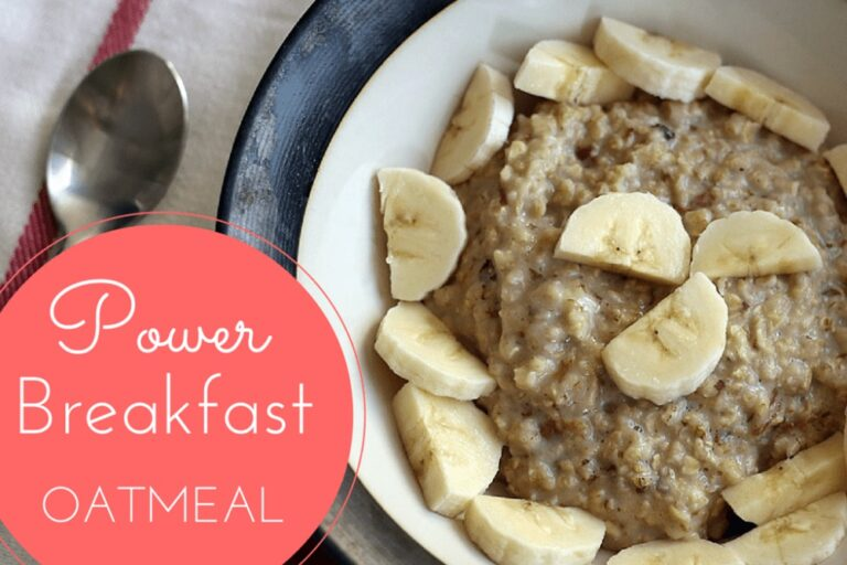 Easy Spiced Oatmeal You'll Actually Want to Eat