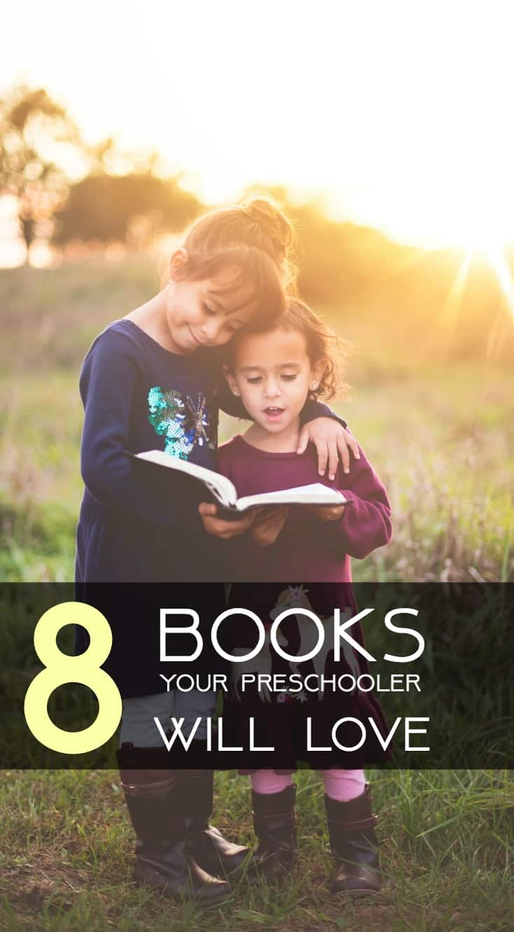 8 children's books your preschooler will love