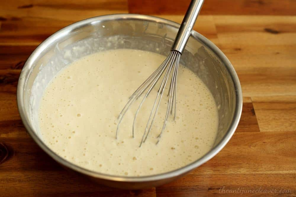 Make-ahead breakfasts to freeze - homemade buttermilk pancakes