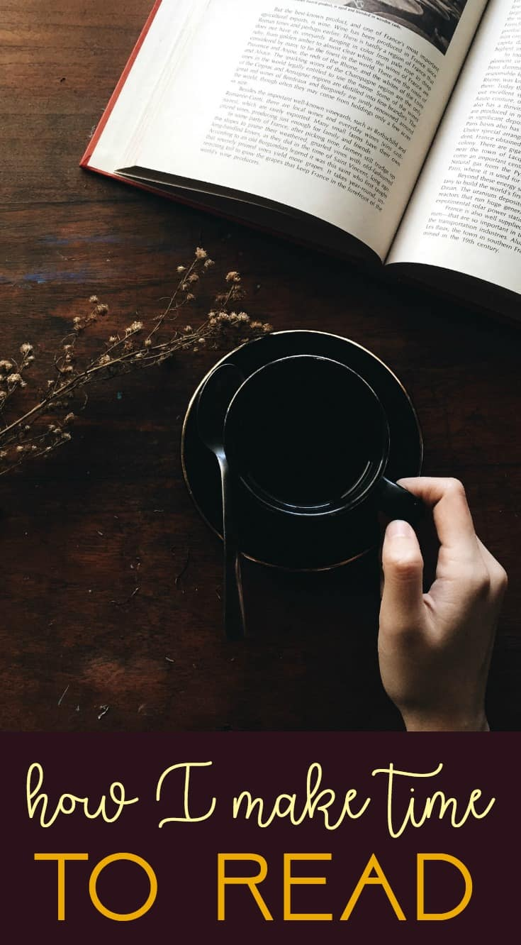 8 Tricks I Use to Make Time to Read