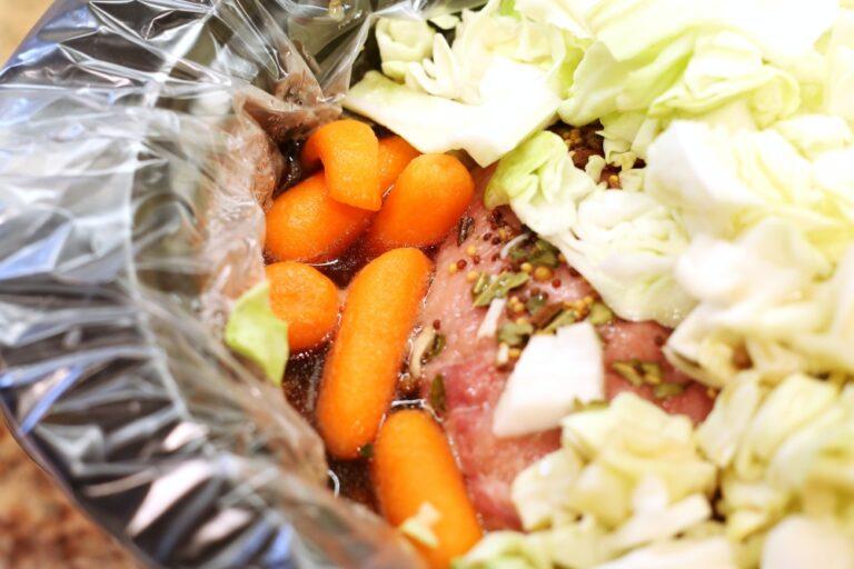 Crockpot Guinness Stout Corned Beef & Cabbage Recipe