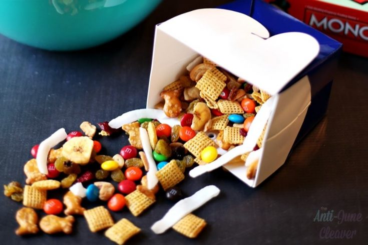 Game Night Trail Mix