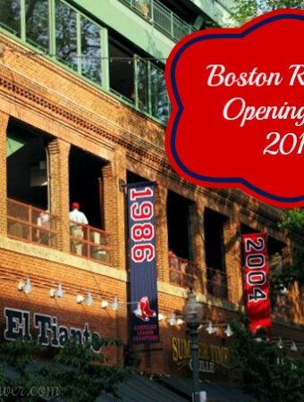 Celebrating the Boston Red Sox Home Opener 2015 with Fanatics.com