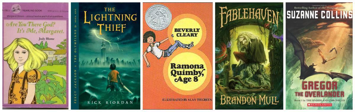 Books for preteens - Celebrating Our Favorite Books for International Children's Book Day