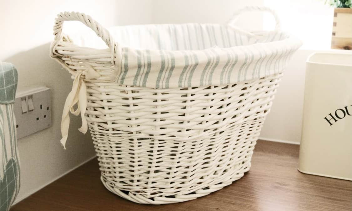 What to do when you accidentally wash a disposable diaper. How to clean diaper gel from your laundry and washing machine.