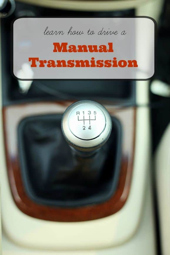 Learn How to Drive a Manual Transmission #1stImpressionsCount #cbias (ad)