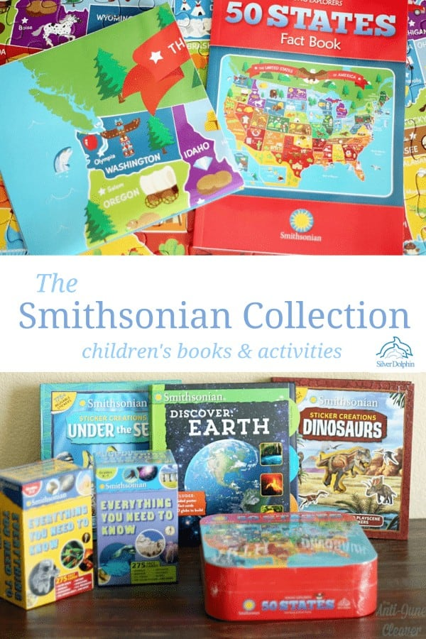 Smithsonian Children's Book Collection from Silver Dolphin