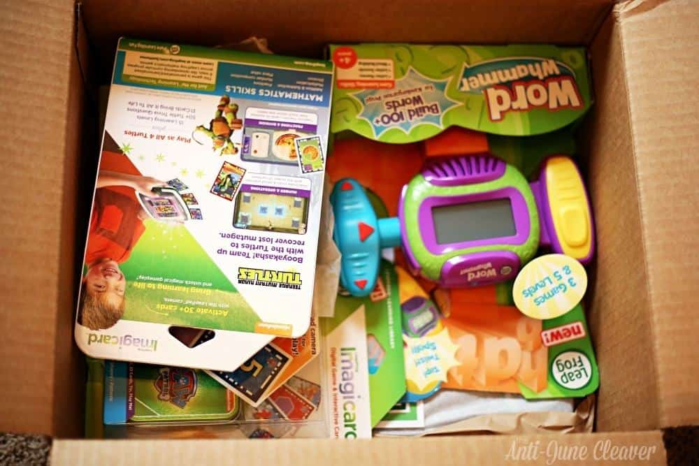 See what's new from @leapfroginc: LeapPad Platinum, Imagicards & Word Whammer #LeapFrogMom #LeapFrogMomSquad (ad)