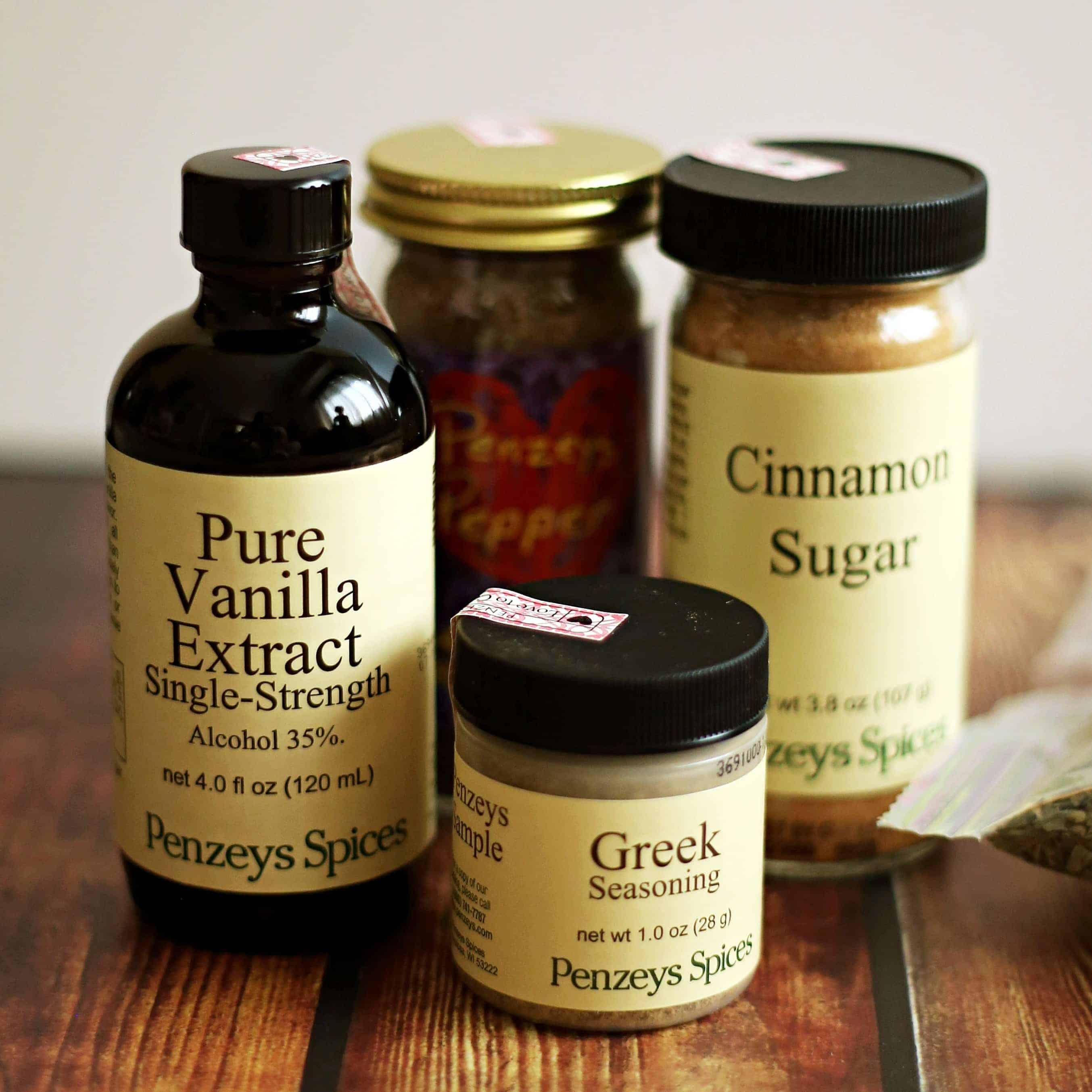 If you love to cook, have you tried Penzeys spices? This is why I love and will only use Penzeys (NON-sponsored)