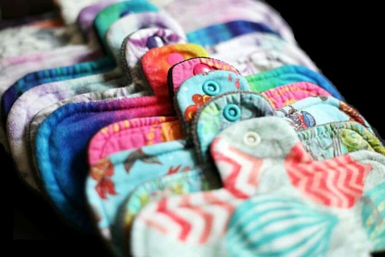 How My Journey to Cloth Pads Began