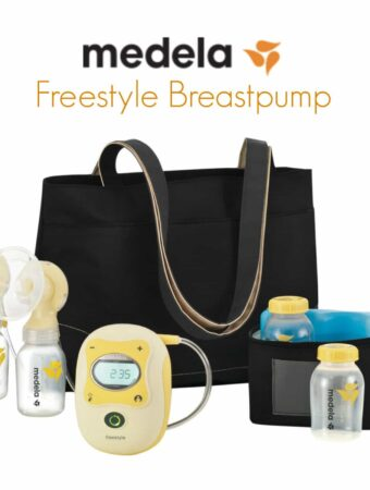 Medea Recycles program and Medela Freestyle® Breastpump review
