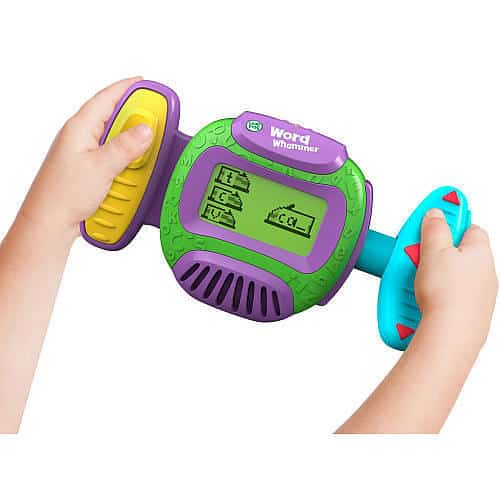 Holiday Gift Guide: Learning is More Fun with the LeapFrog Word Whammer