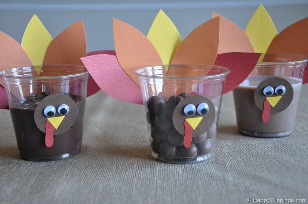 Thanksgiving Treats the Kids Will Love