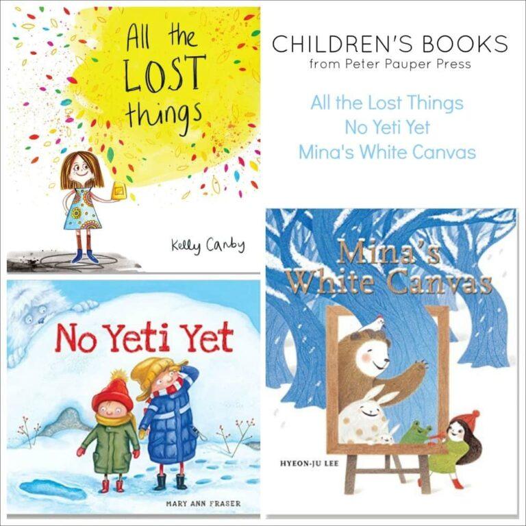 Children's Books from Peter Pauper Press