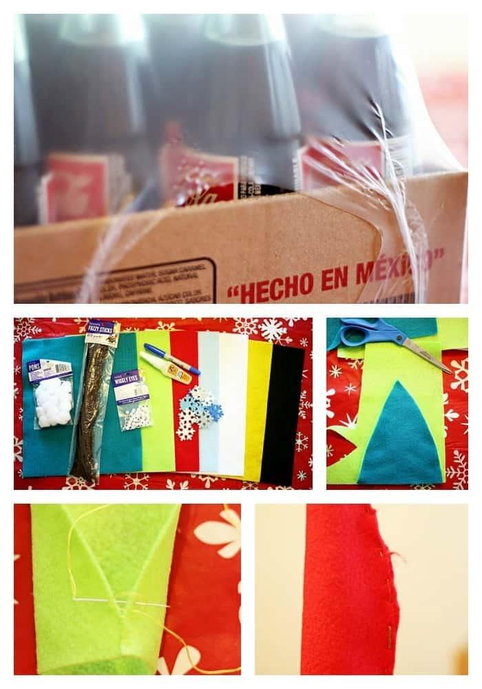 Coca Cola Whoopie Pies & DIY Advent Calendar #ShareHolidayJoy (ad)