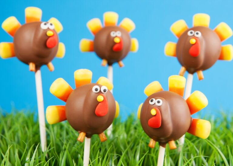 11 Thanksgiving Treats that Kids Will Love