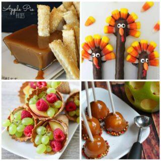11 Thanksgiving Treats the Kids Will Love