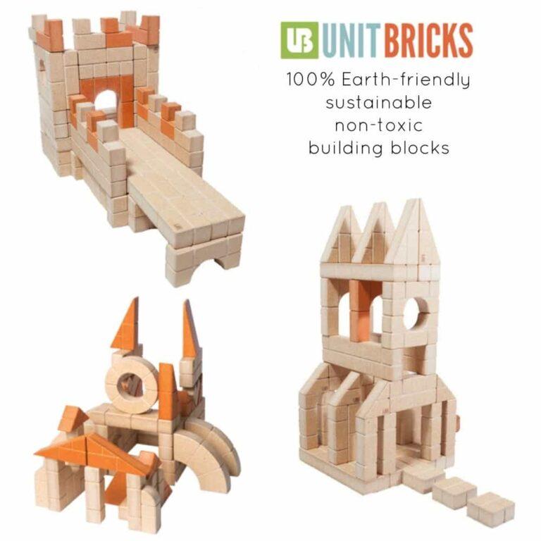 Unit Bricks Earth-Friendly Building Blocks