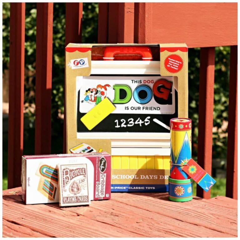 Retro Toys from Tin Toy Arcade