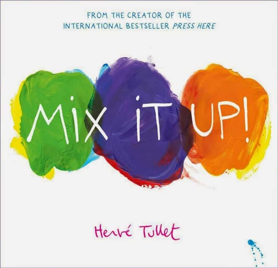 Great Interactive Books for Preschoolers & Toddlers: Mix It Up