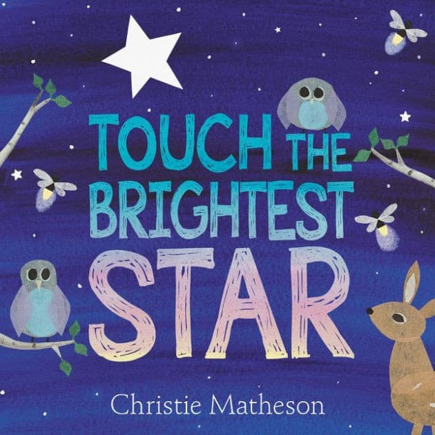 Great Interactive Books for Preschoolers & Toddlers: Touch the Brightest Star