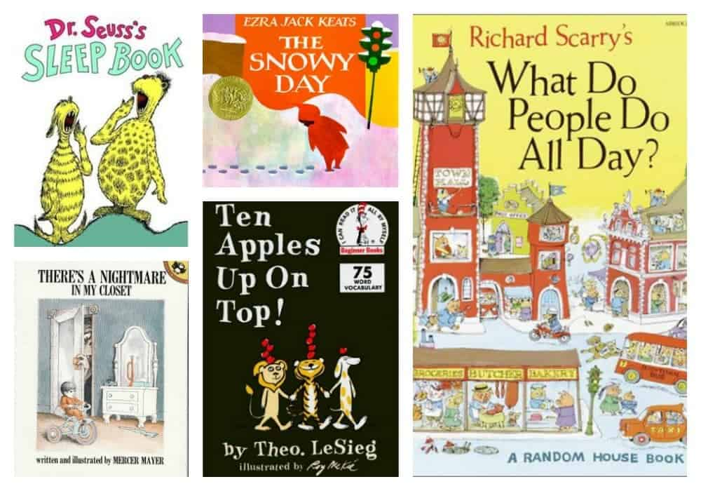 35 Vintage Children's Books Your Modern Children Will Love - 1960s