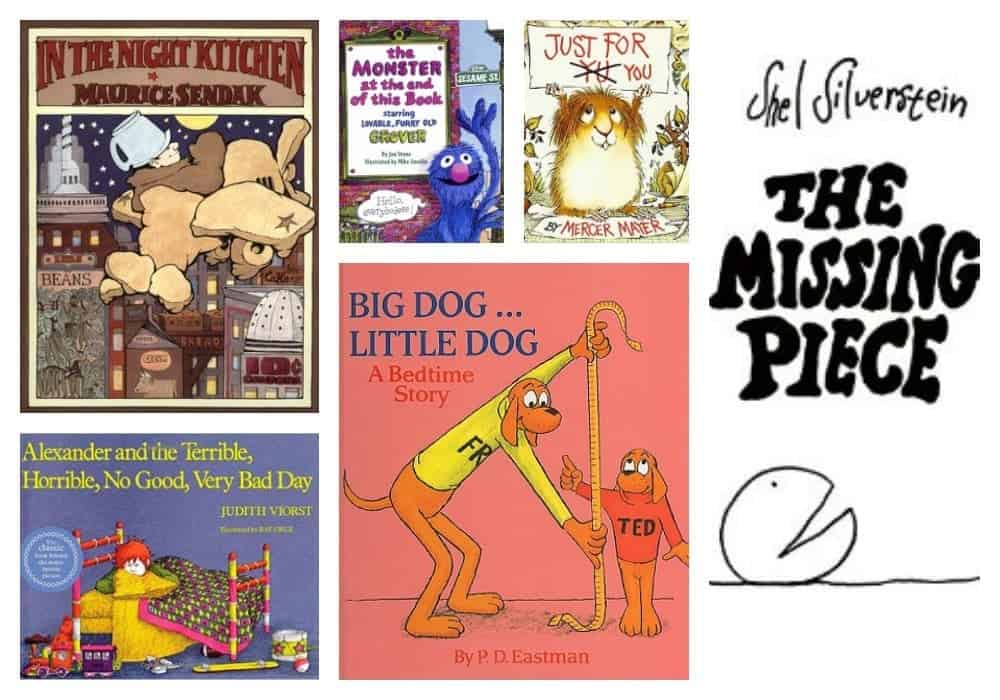35 Vintage Children's Books Your Modern Children Will Love - 1970s
