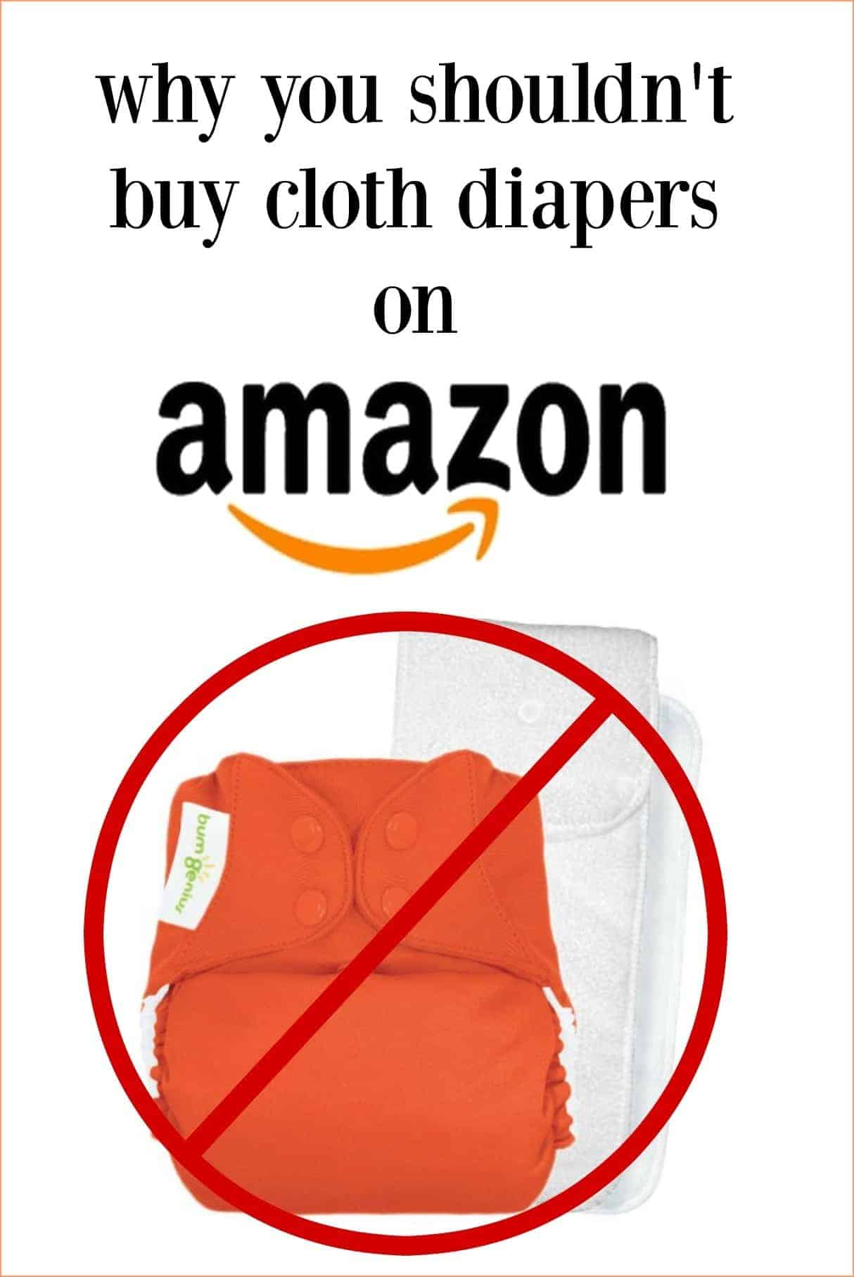 Why I Don't Buy Cloth Diapers on Amazon, and Neither Should You