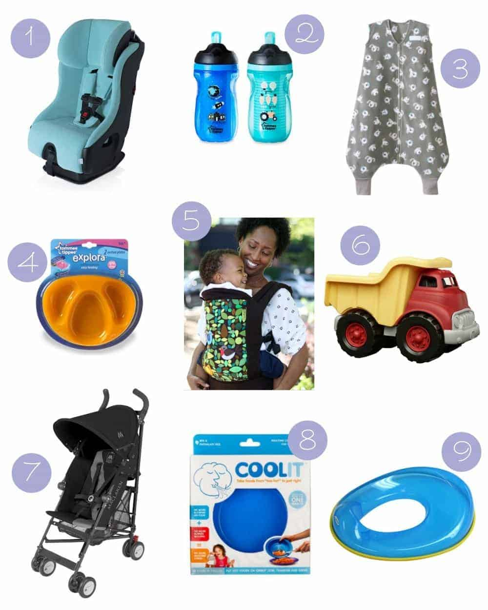 9 Favorite Must-Have Toddler Products