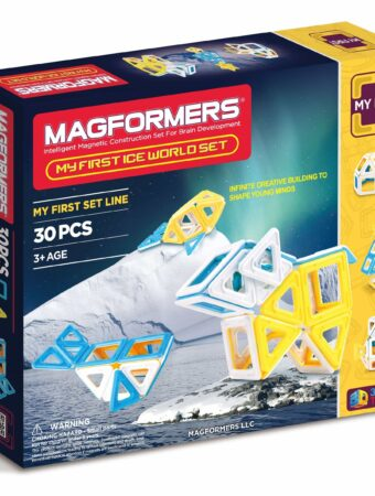 My First Magformers Ice World Set Review