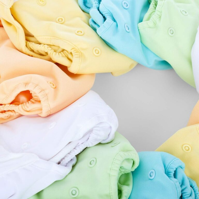 No, Your Cloth Diapers (Most Likely) Aren't Ruined