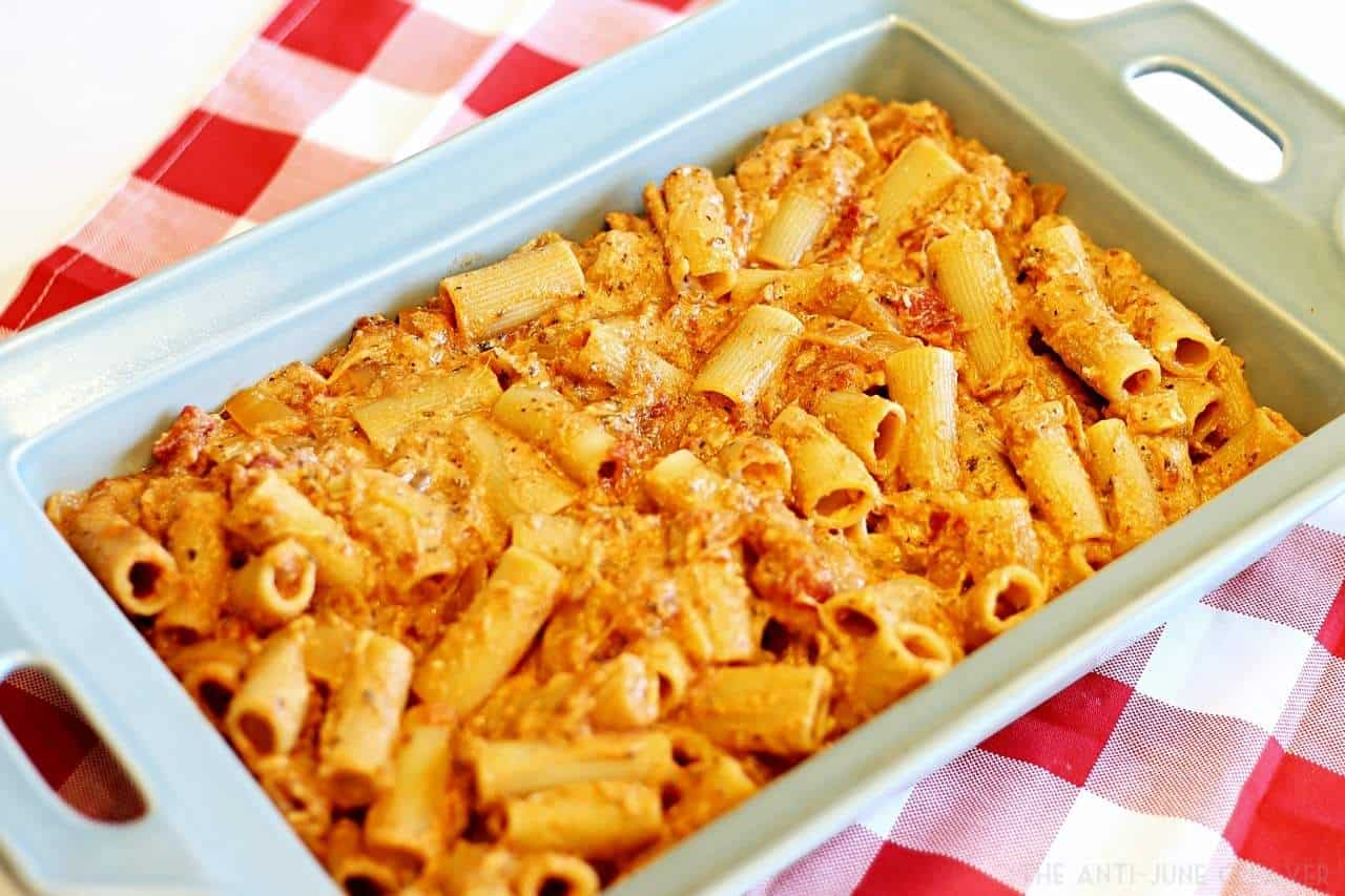 How About Some Baked Ziti The Anti June Cleaver